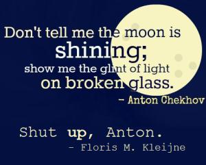 Shut Up Anton